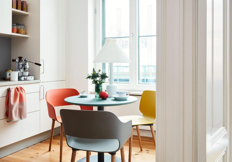 David Borck Schönhauser Allee 55 Loft Küche