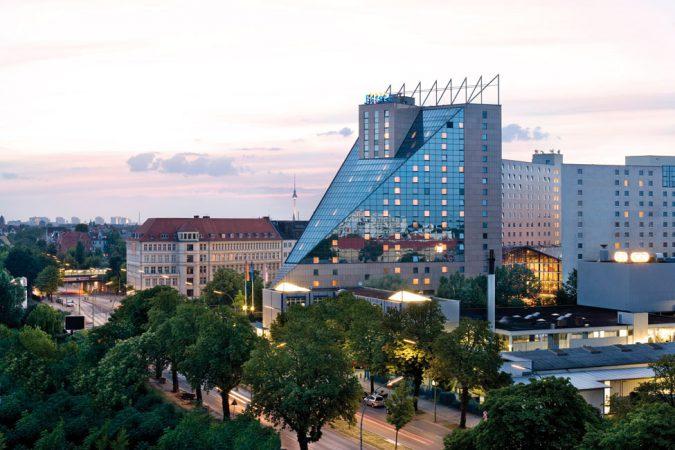 Außergewöhnlich: Das Estrel Berlin © Manuel Frauendorf