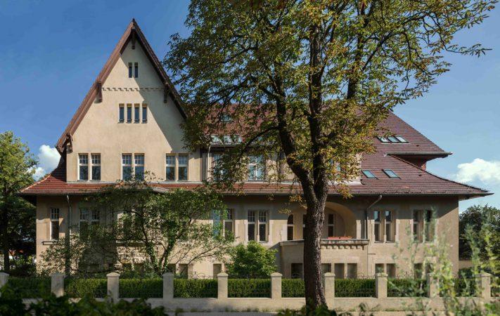 Meisterstück Dahlem Ehrenbergstraße © MOHR IMMOBILIEN