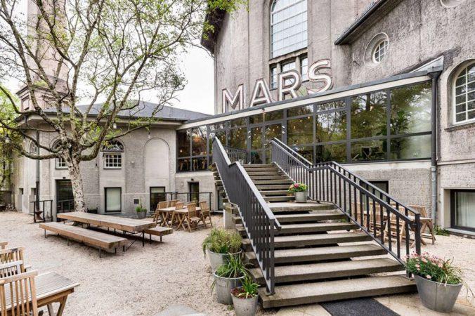 Im Kiez verbreiten zahlreiche Restaurant, Bars und Cafés urbanes Flair. © ZIEGERT – Bank- und Immobilienconsulting GmbH