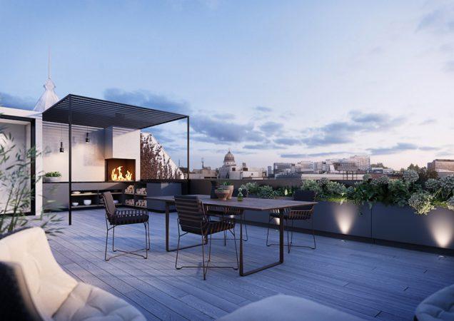 Outdoorküche Zubehör Berlin : Glint exklusiv immobilien in berlin