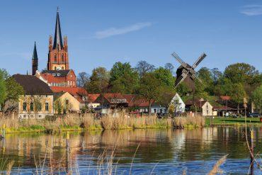 Berliner Umland Werder Havel A.Savin
