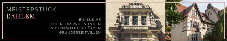 Denkmal-in-Dahlem-Meisterstueck-Banner-0118 Steglitz-Zehlendorf