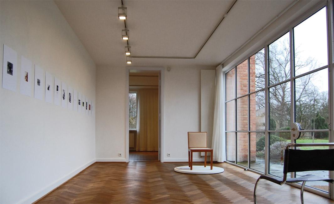 Kunst Im Mies Van Der Rohe Haus Exklusiv Immobilien In Berlin