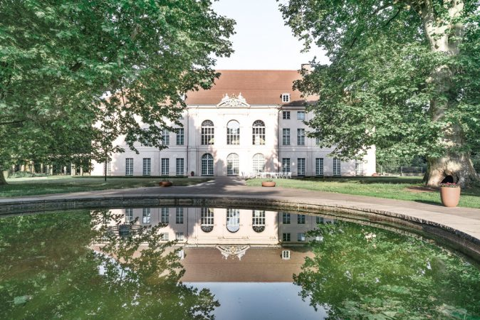 Schloss Schönhausen © PROJECT Immobilien Wohnen AG