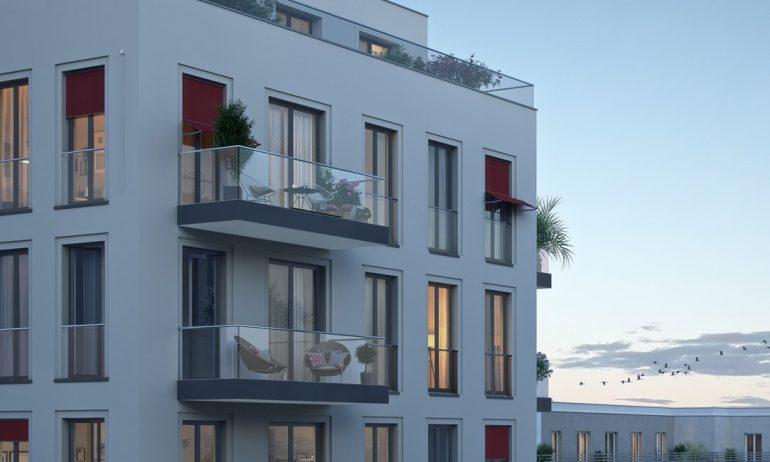 Mit No. 1 Charlottenburg hat ZIEGERT ein weiteres attraktives Projekt bereits im Vertrieb, welches bei Immobilienkäufern auf breites Interesse stößt. © ZIEGERT – Bank- und Immobilienconsulting GmbH