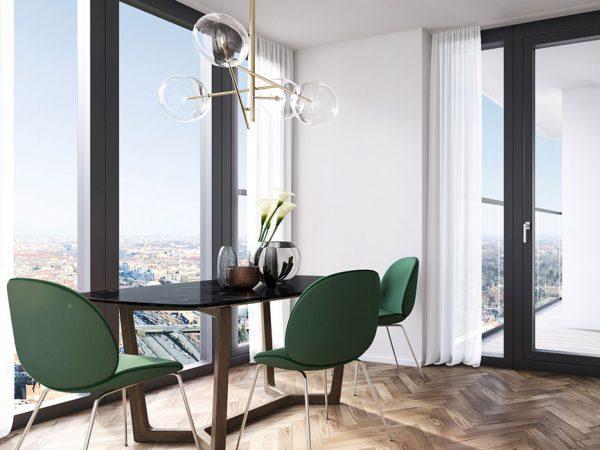 ÜBerlin • Innen © RVG Real Estate Vertriebs GmbH