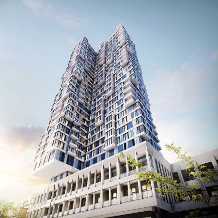 ÜBerlin - 120 m hoch © RVG Real Estate Vertriebs GmbH