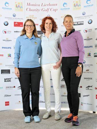 Die Initiatoren:  Hoteldirektorin, Silke Spieske gemeinsam mit Monica Lierhaus und Kirsten Kuhnert © A-ROSA Scharmützelsee