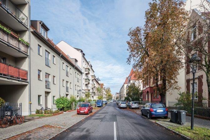 Die ruhige Wohngegend ist beliebt bei Alteingesessenen und Zuzüglern. © BVBI