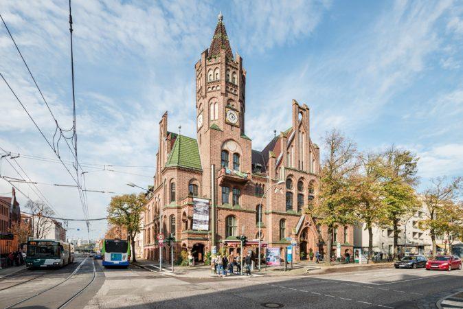 Rathaus Potsdam Babelsberg © BVBI