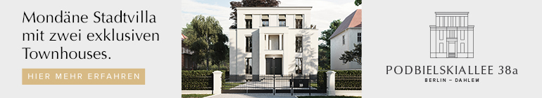 DavidBorck-Podbielski-Banner-0318 Modernes Wohnen in Dahlemer Stadtvilla