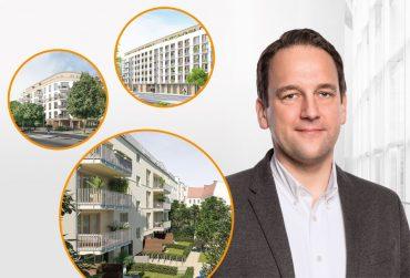 Regionalleiter Andreas Arndt © PROJECT Immobilien Wohnen AG