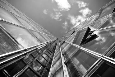 Wohnhochhäuser Symbolbild