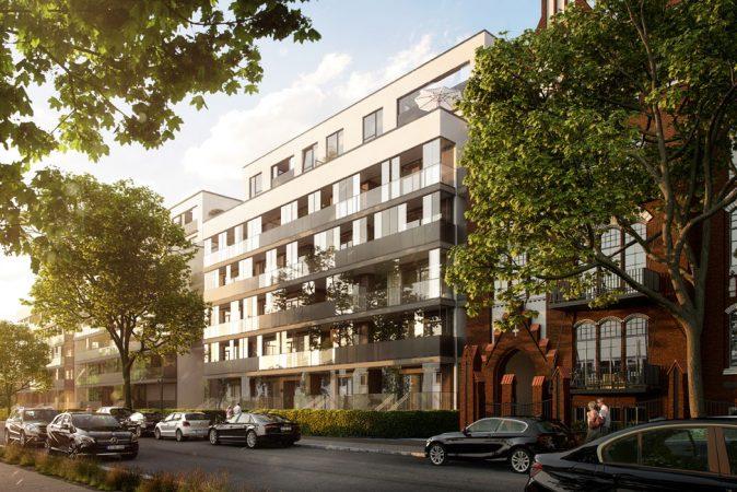 Am Schlosspark • Straßenfront © ZIEGERT – Bank- und Immobilienconsulting GmbH