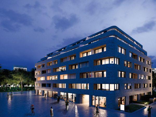 In Kreuzberg entsteht NeuHouse © David Borck Immobiliengesellschaft mbH