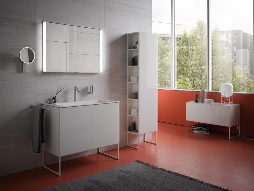 Badeinrichtung-Spiegelschrank 10 Essentials  für die Badeinrichtung