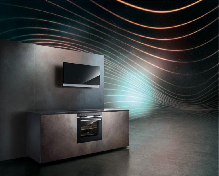 Funktionale und technische Geräte finden sich vermehrt in Männerküchen. © AMK