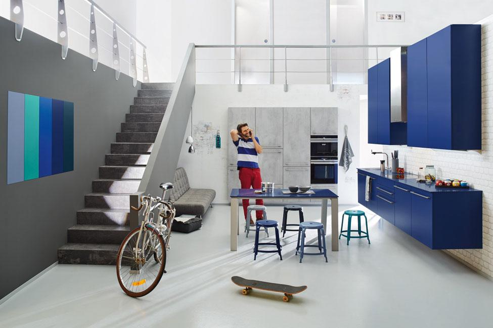 Maennerkuechen1 Männerküchen sind anders