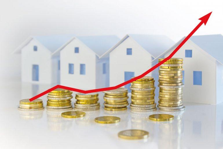 Immobilien-Preise-Steigen-Preiswachstum