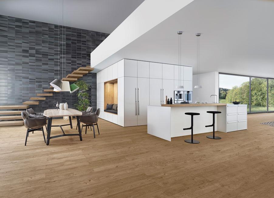 Treffpunkt-Wohnkueche-3 Der schönste Treffpunkt zuhause ist die Wohnküche