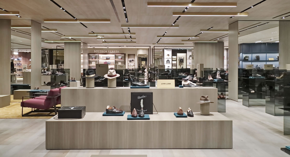 KaDeWe-Berlin_Etage-1 Das KaDeWe: Luxus und mondänes Shopping