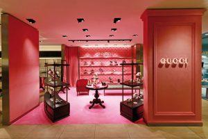 KaDeWe_Gucci-Shop-300x200 Das KaDeWe: Luxus und mondänes Shopping