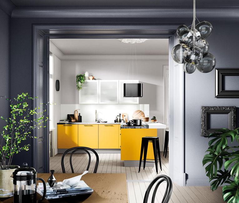 Kleine-Kuechen-AMK-Foto-02 Kleine Küche – große Wirkung