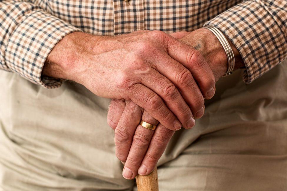 Senioren Pflege-Immobilie