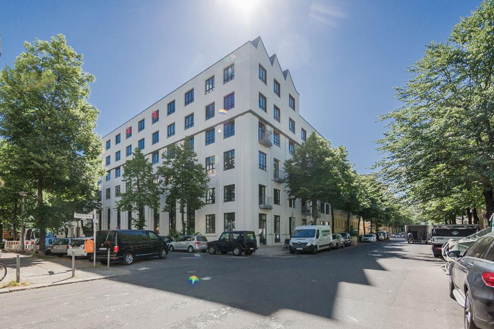 Ziegert-Brunnenviertel-A-Space Brunnenviertel: Im Herzen der Weltstadt