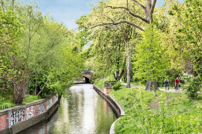 Brunnenviertel • Umgebung © ZIEGERT – Bank- und Immobilienconsulting GmbH