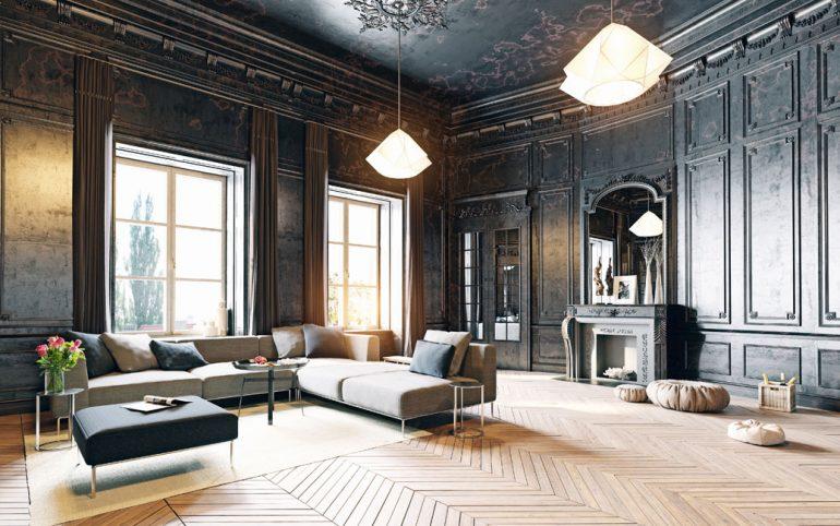 Sonderthema-Luxusimmobilien-Wohnzimmer