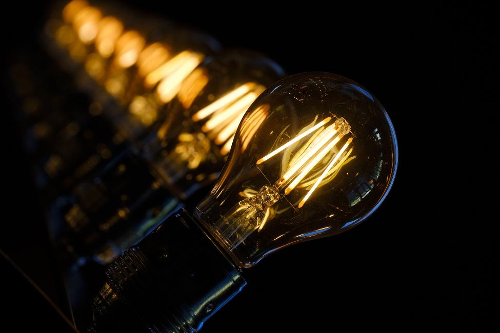 lamp-led Stimmungsvolles Licht im Badezimmer