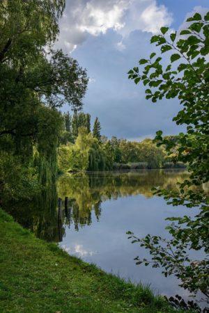 Der Schäfersee in Reinickendorf © ebenart / Fotolia.de