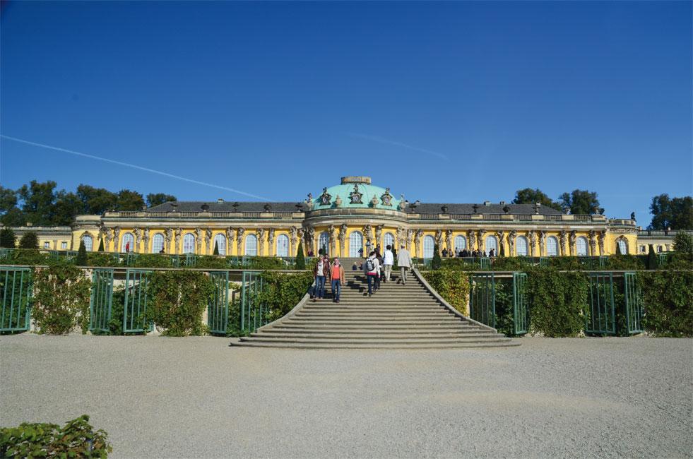 Potsdam Potsdam – Landeshauptstadt mit Lebensqualität