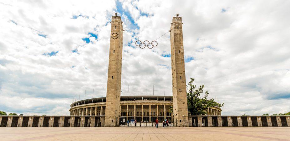 Olympiastadion I/III, Foto: Thomas Wensing, Lizenz: CC BY-SA 2.0