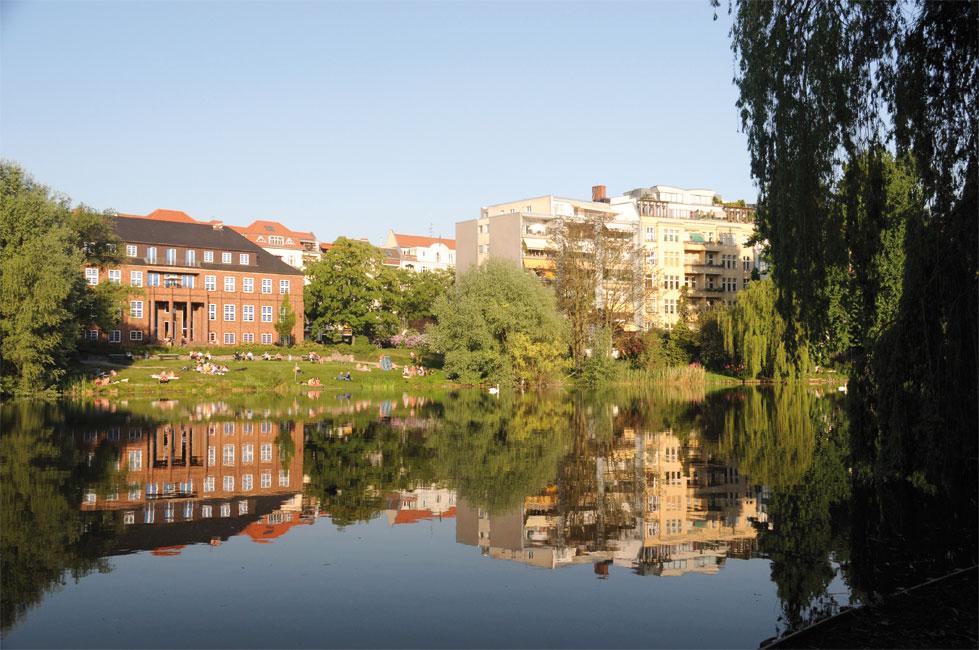 Charlottenburg_Lietzensee-flickr Charlottenburg-Wilmersdorf