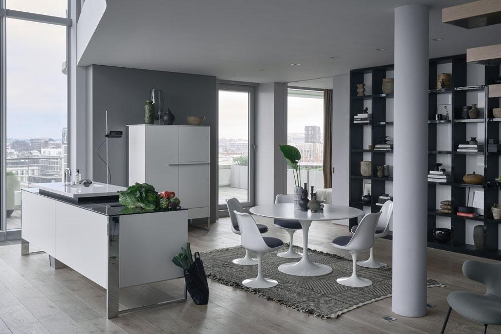 Küche-2019_Foto-2 Küche 2019:  Hightech-Zentrale mit Seele