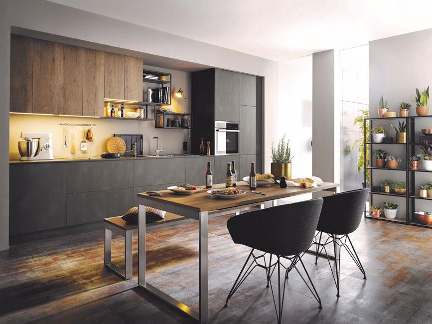 Küche-2019_Foto-3-AMK-PR-Geschichte-des-Backofens Küche 2019:  Hightech-Zentrale mit Seele