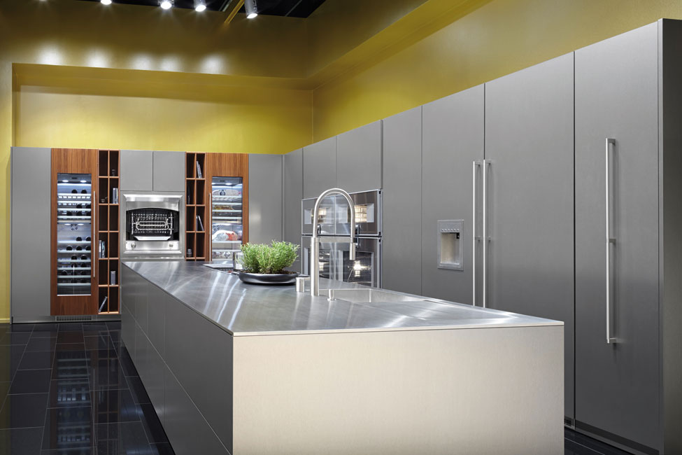 Küche-2019_Foto-6-AMK-PR-Arbeitsgplatten Küche 2019:  Hightech-Zentrale mit Seele