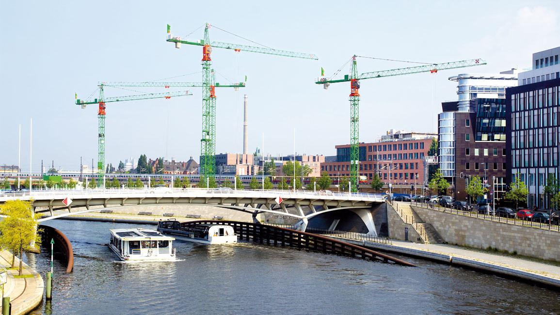 AENGEVELT_Baukran_Fotolia_44306989 Deutlicher Anstieg insbesondere der Share-Deals. AENGEVELT analysiert neuen Rekord am Berliner Grundstücksmarkt