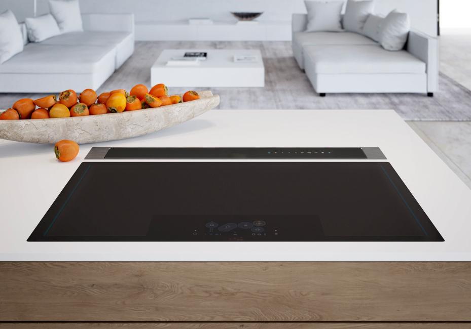 Kueche_Foto-3-1 Das richtige Dunstabzugssystem  für Wohnküchen
