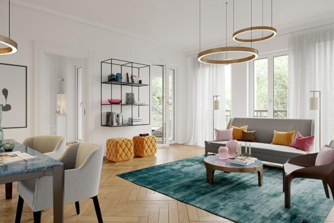 unverbindliche Visualisierung I Ziegert - Bank- und Immobilienconsulting GmbH