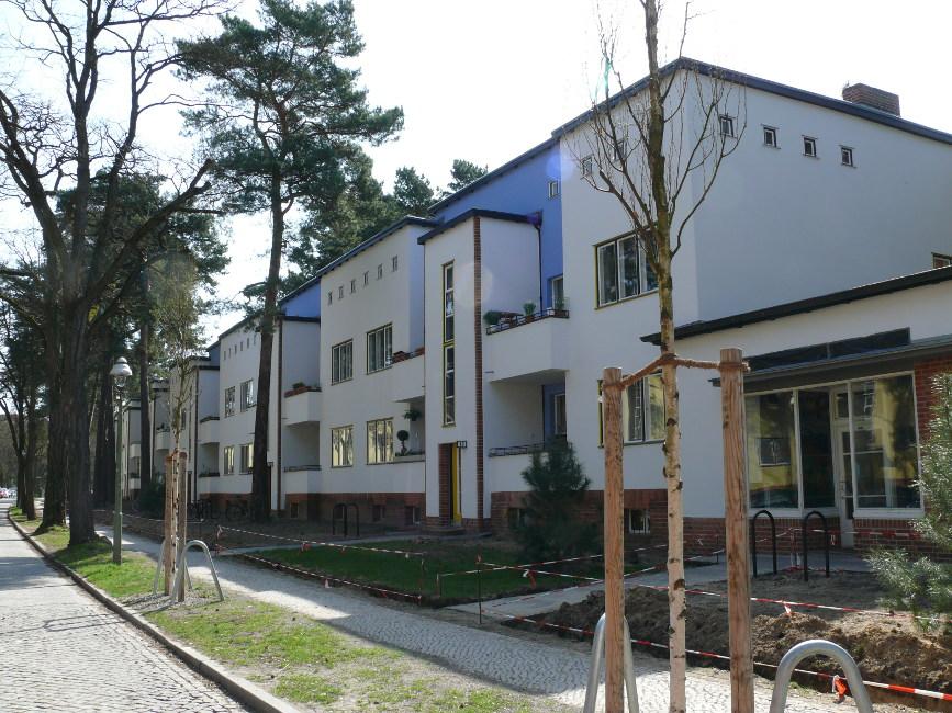Waldsiedlung_Zehlendorf_Wilskistraße-003 Die bunte Moderne