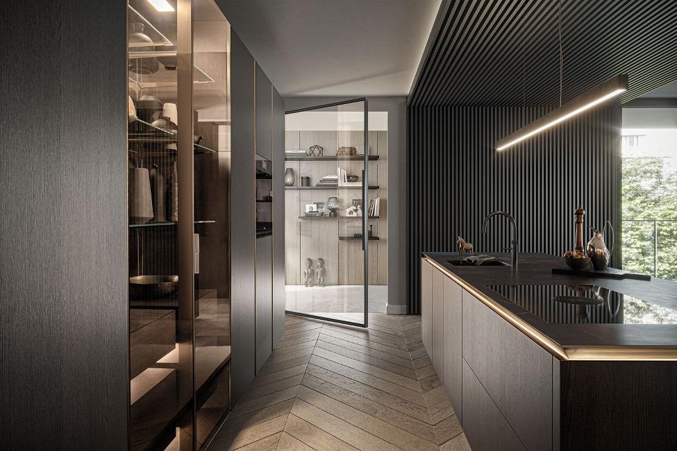 Küche_Küche-Aktiv_SieMatic-Bild03 Die neue SLX PURE – Purismus in seiner besten Form