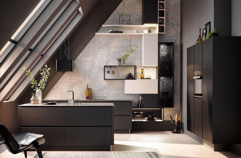 Küche_Lifestyle-Wohnküche_03 Neue Lifestyle-Wohnküchen zum Wohlfühlen