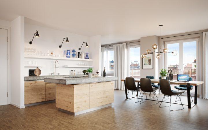 Safe & Sound • Küche © Ziegert EverEstate GmbH