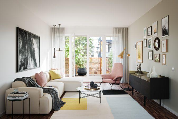 Safe & Sound • Wohnzimmer © Ziegert EverEstate GmbH