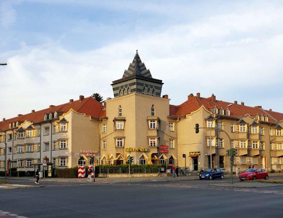 Wohnsiedlung Zeppelinstraße © JP, RIV