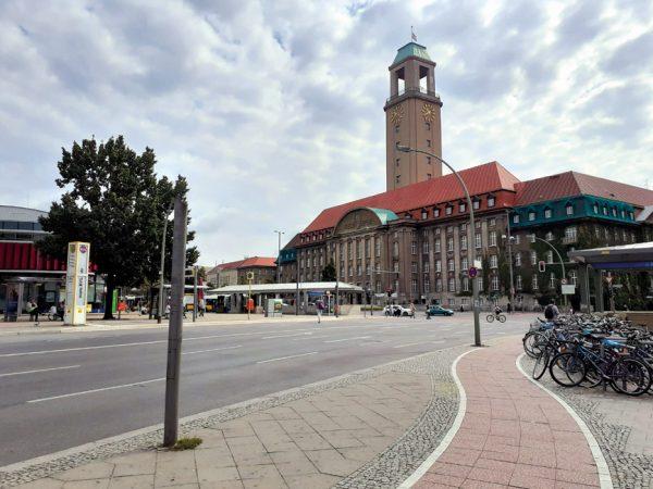 JasonIV, Rathaus Spandau, CC BY-SA 4.0